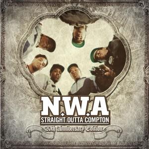 NWA-STRAIGHT OUTTA COMPTON - 20TH ANNIVERSARY