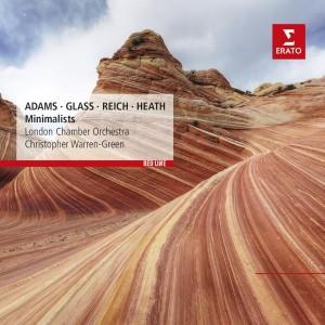 CHRISTOPHER WARREN-GREEN-MINIMALISTS: ADAMS, GLASS, REICH, HEATH