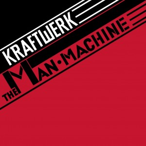 KRAFTWERK-THE MAN MACHINE (2009)
