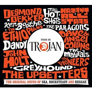 VARIOUS ARTISTS-THIS IS TROJAN