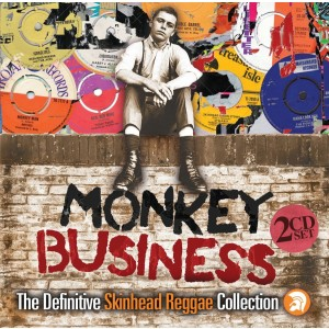 VARIOUS ARTISTS-MONKEY BUSINESS: THE DEINITIVE SKINHEAD REGGAE COLLECTION