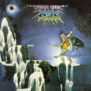 URIAH HEEP-DEMONS & WIZARDS