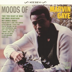 MARVIN GAYE-MOODS OF MARVIN GAYE