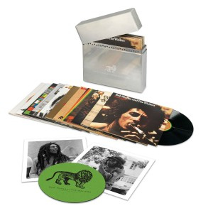 BOB MARLEY & THE WAILERS-THE COMPLETE ISLAND RECORDINGS (METAL BOX)