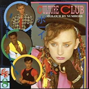CULTURE CLUB-COLOUR BY NUMBERS
