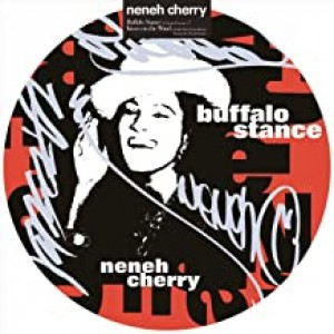 """NENEH CHERRY-BUFFALO STANCE 12"""""""