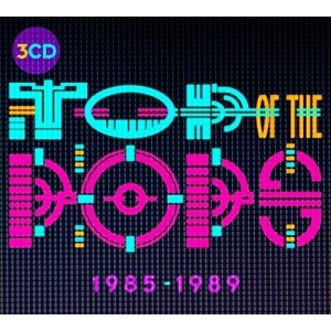 VARIOUS ARTISTS-TOP OF THE POPS 1985-1989