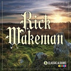 RICK WAKEMAN-5 CLASSIC ALBUMS