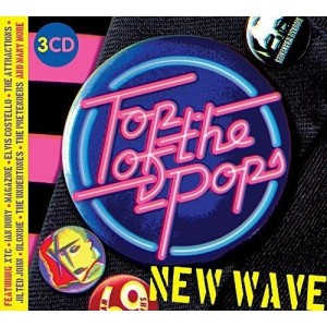 VARIOUS ARTISTS-TOP OF THE POPS-NEW WAVE