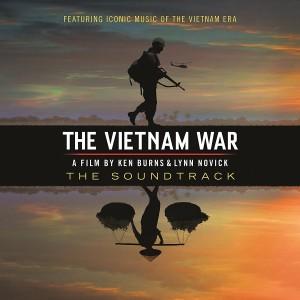 VARIOUS ARTISTS-THE VIETNAM WAR - A FILM BY KEN BURNS & LYNN NOVICK - THE SOUNDTRACK