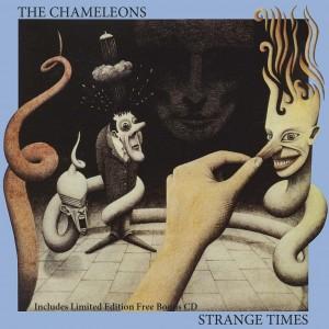 CHAMELEONS-STRANGE TIMES (2CD)