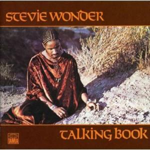 STEVIE WONDER-TALKING BOOK