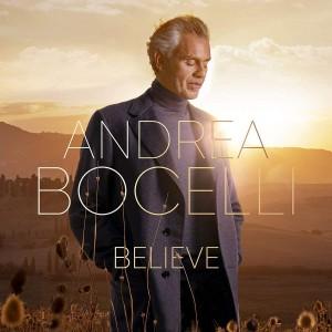 ANDREA BOCELLI-BELIEVE DLX