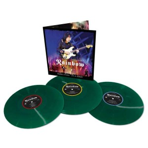 RITCHIE BLACKMORE´S RAINBOW-MEMORIES IN ROCK: LIVE IN GERMANY