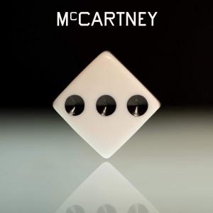 PAUL MCCARTNEY-MCCARTNEY III (WHITE VINYL)