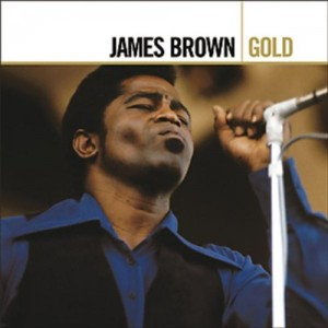 JAMES BROWN-GOLD