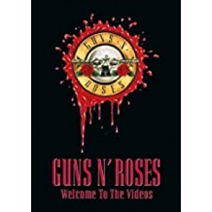 GUNS´N´ROSES-WELCOME TO THE VIDEOS