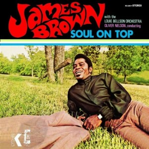 JAMES BROWN-SOUL ON TOP