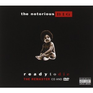 NOTORIOUS B.I.G.-READY TO DIE + DVD