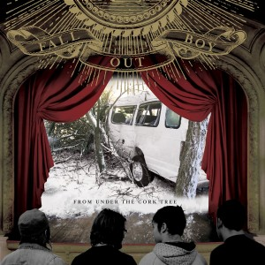 FALL OUT BOY,FROM UNDER THE CORK TREE