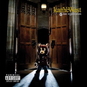 KANYE WEST-LATE REGISTRATION