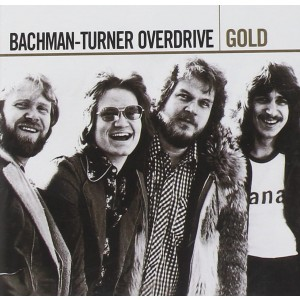 BACHMAN-TURNER OVERDRIVE-GOLD