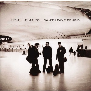 U2-ALL THAT YOU CAN´T LEAVE BEHIND 20TH ANNIVERSARY