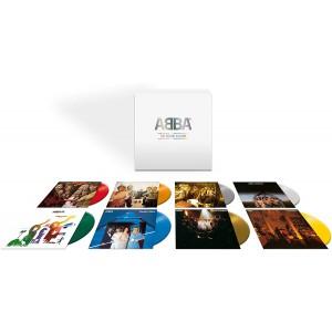 ABBA-THE VINYL COLLECTION (COLOURED)