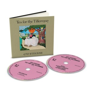 CAT STEVENS-TEA FOR THE TILLERMAN ([DELUXE 2CD HC BK PAPER WRAP PRINTED] DELUXE)