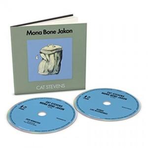 CAT STEVENS-MONA BONE JAKON ([2CD HCB 2CD HCB BUCKRAM PAPER PISTACHIO] DELUXE)