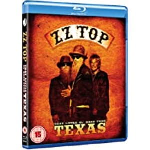 ZZ TOP-THAT LITTLE OL´ BAND FROM TEXAS