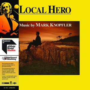 MARK KNOPFLER-LOCAL HERO (HALF SPEED)