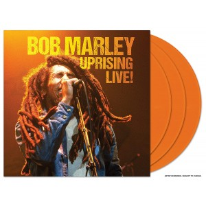 BOB MARLEY-UPRISING LIVE! (COLOURED)