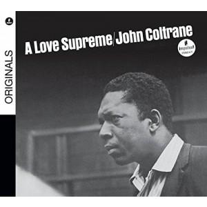 JOHN COLTRANE-LOVE SUPREME