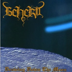 BEHERIT-DRAWING DOWN THE MOON