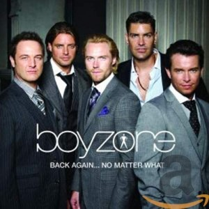 BOYZONE-BACK AGAIN...