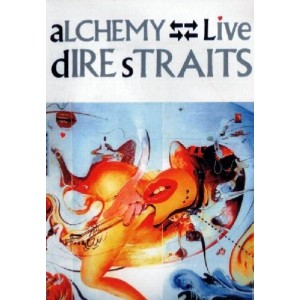 DIRE STRAITS-ALCHEMY LIVE - 20TH ANNIVERSARY EDITION