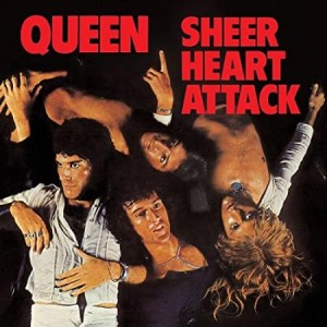 QUEEN-SHEER HEART ATTACK DLX
