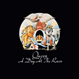 QUEEN-A DAY AT THE RACE