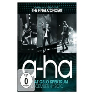 A-HA-ENDING ON A HIGH NOTE - THE FINAL CONCERT