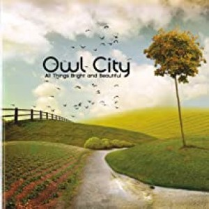 OWL CITY-ALL THINGS BRIGHT AND BEAUTIFUL