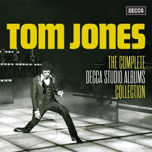 TOM JONES-THE COMPLETE DECCA STUDIO ALBUMS