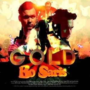BO SARIS-GOLD