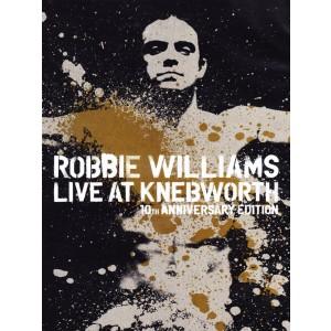 ROBBIE WILLIAMS-ROBBIE WILLIAMS LIVE AT KNEBWORTH, 10TH ANNIVERSARY