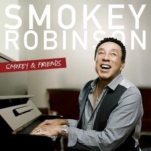 SMOKEY ROBINSON-SMOKEY & FRIENDS