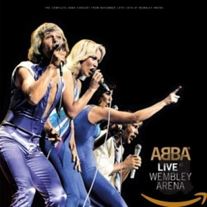 ABBA-LIVE AT WEMBLEY ARENA