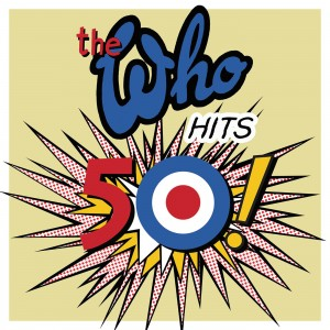 WHO-THE WHO HITS 50