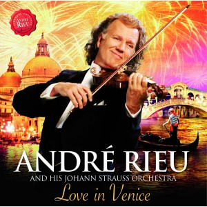 ANDRÉ RIEU-LOVE IN VENICE
