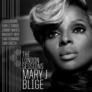 MARY J. BLIGE-THE LONDON SESSIONS