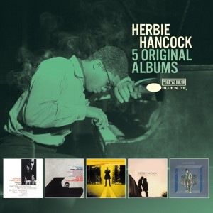 HERBIE HANCOCK-5 ORIGINAL ALBUMS